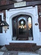 Front entrance decorations
