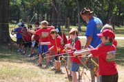 Mustang District Daycamp 2009