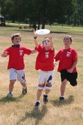 Ultimate!  Mustang District Daycamp 2009
