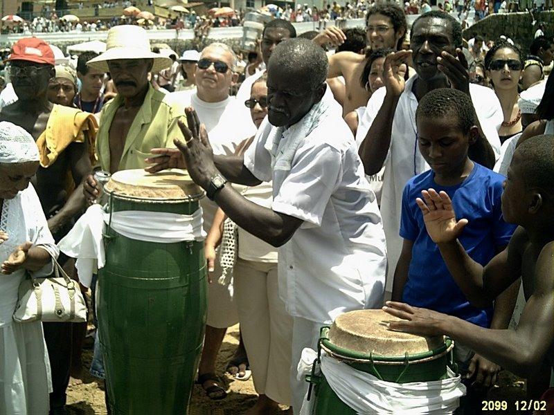 Tambores de Iemanjá