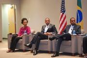 Conferencia do Plano Igualdade Racial Brasil - EUA em Atlanta