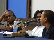 Danny Glover, Nelson Inocêncio e Lílian Santiago VI COPENE