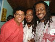 Sérgio, Dody e Jorge Washington