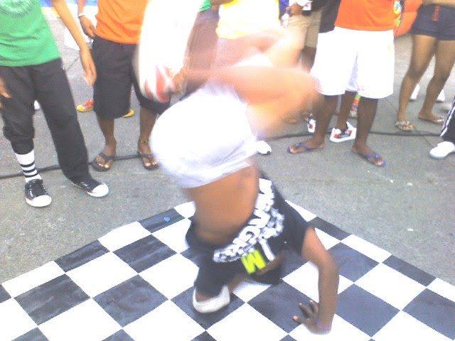B.Boys , B. Girls , poping e Freestyle