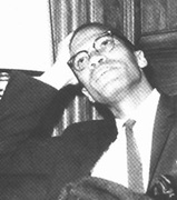 Malcolm X (El Hajj Malik El Shabazz)