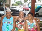 Eu, meu pai e minha mãe