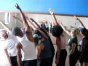 A Arte de dancar afro