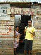 No Acampamento do Movimento Sem Teto da Bahia