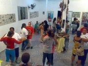 ação social no ile ibualamo oficina de dança