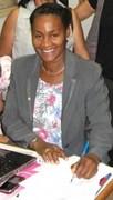 Presidente da Conaprof - Célia Sacramento