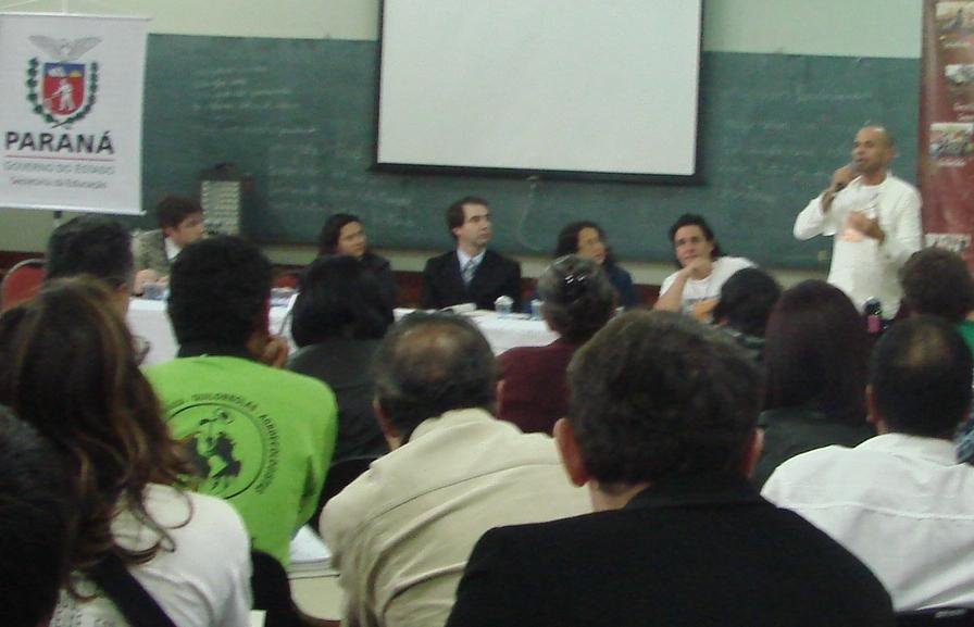 II encontro de povos e comunidades tradicionais do paranátro