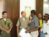 Implantação do Gt de Combate ao Racismo na PMPE