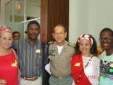 Com o Comandante Geral da PMPE na Implantação do Gt de Combate ao Racismo
