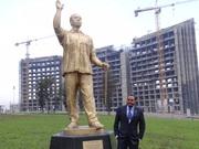 Estátua de Kwame Nkrumah - Etiópia