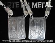 Arte em Metal Orixás