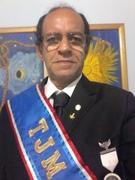 Tadeu Bahia - Presidente do TRIBUNAL DE JUSTIÇA MAÇÔNICO do GOEB