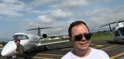 Controle aéreo do Estado do Paraná — em Cindacta II ACC Curitiba.