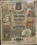 Tubergen seed catalogue, 1898