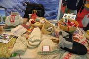 woolen socks slippers gloves volnene nogavice copati rokavice toncka jankovic slovenia