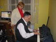 Katának  zenéltem