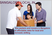 Packers and Movers Bangalore, Move to Anywhere in India