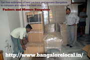 Home Shifting Made Easier By Professional Packers and Movers in Bangalore