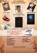 Invitaţie la triplă lansare de carte şi degustarea bucuriei şi frumuseţii dăruite de muzica folk -la Cluj Napoca