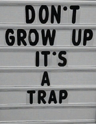 Don't Grown Up