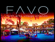 FAVO, May: Come Party for Art!