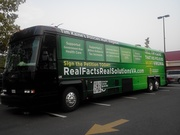 AFP's Real Facts Real Solutions Bus tour