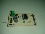 Shield gravador ATTINY85 caseira
