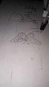 meu primeiro desenho de CNC