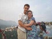 Симеиз. на вершине с.Дива(40 м)