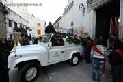 Auto parrocchiale di Montecalvo