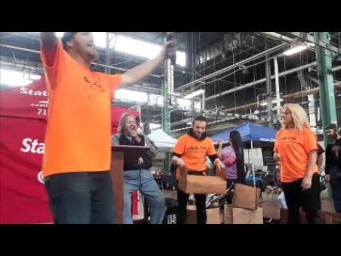 Jam On Productions World Famous Auction At the 2019 Indoor Motorcycle Swap Meet Part 1