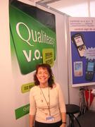 Presentando Qualiteasy en Municipalia con nuestros partners de Interfase y Control Over