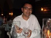 Recibiendo el Premio de Partner del año en FARONICS International Partner Summit en Praga