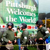 Eye On Pittsburgh G-20 Summit Meeting