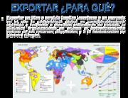 EXPORTANDO A LOS EUA