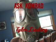 Ask Komrad Tyler Lindsey