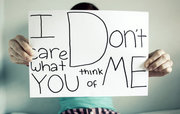 We Don't Care What People Say!