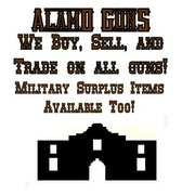 Alamo Guns