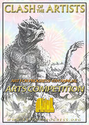 Clash of the Artists - Art Competition