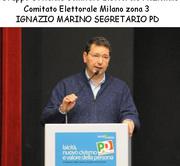 Coordinamento comitati elettorali Marino Segretario Milano e Brianza