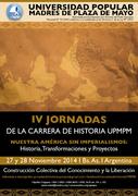 IV JORNADAS DE HISTORIA …
