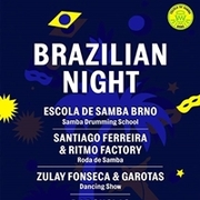 Brazilian Night in Brno