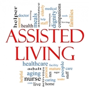 Widowed in Assisted Living Facilities