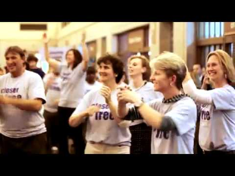 This Flashmob Of Cancer Survivors Will Inspire You