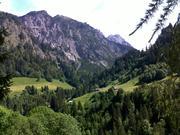 Kleines Walsertal / Austria