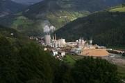 Paper factory in Carinthia / Austria